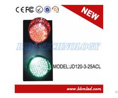 120mm Led Traffic Signal Light
