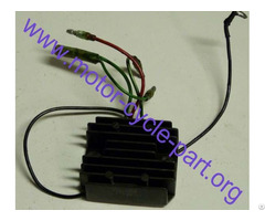 6h0 81960 00 Rectifier Regulator Yamaha