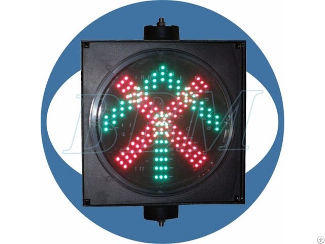 Driveway Safety Indicator Traffic Lamp