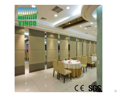 Vinco Resraurant Activity Partition Divider Types Of Walls Exhibition Booth