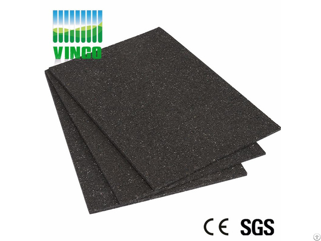 Good Price Hot Sale Anti Slip Rubber Underlayment Kid Shock Damping Floor Mat