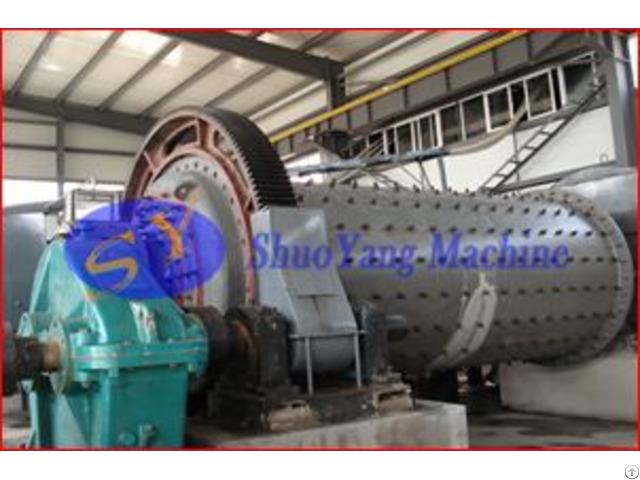Ball Mill Mining Machine