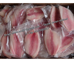 Offer China Frozen Tilapia Fillet For Sale