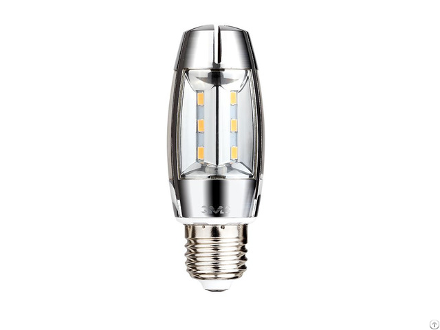 Dimmable 4w5w6w Golden And Silver Led Candle Light