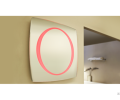 Led Defog Touch Light Mirror