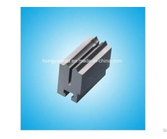 Tungsten Carbide Stamping Mold Parts Custom Made Carbide Forming Die