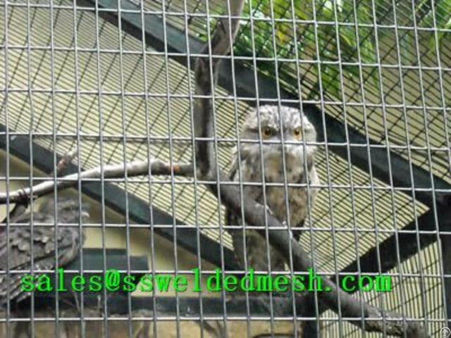 Stainless Steel Welded Mesh Zoo