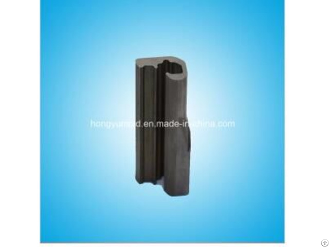 Tungsten Carbide Stamping Molding Components In Special Shape Tungsten Carbide Punches