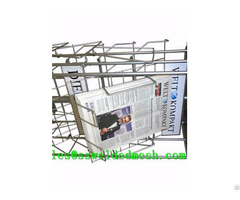 Stainless Steel Welded Wire Mesh Shelves
