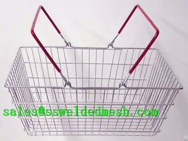 Stainless Steel Welded Wire Mesh Baskets