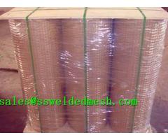 Stainless Steel Welded Mesh Package