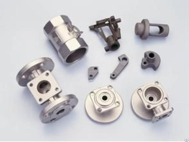 Alloy Steel Precision Casting Services