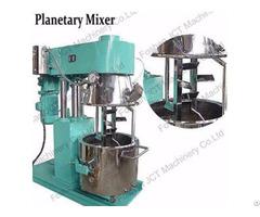 Jct Planetary Mixer Machine