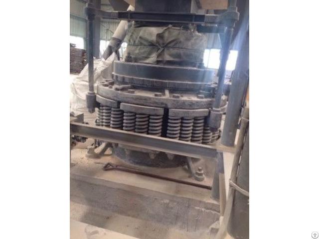 Cone Crusher Mining Machine