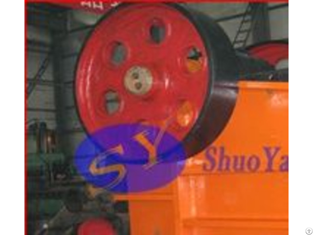 Jaw Crusher Mining Machine