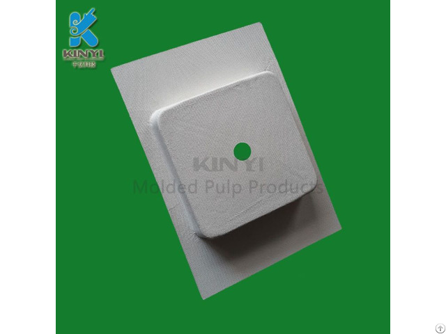 Environmental Cleaning Wet Pressing Moulded Fibre Packaging Trays
