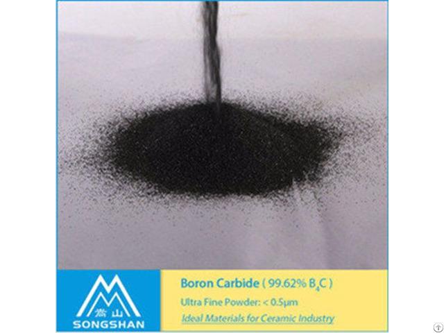 Songshan Boron Carbide Super Fine Powder