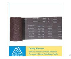 Compact Grain Abrasive Belts