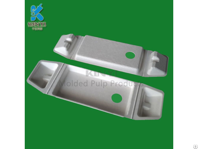 Biodegradable Pulp Mold Packaging Mobile Phone Packing Tray