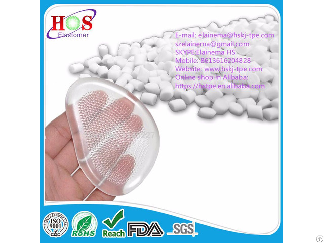 Free Sampled High Quality Thermoplastic Elastomer Tpr Tpe Granules For Shoe Insole