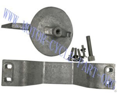 Yamaha Aluminum Anode Kit 150 200hp