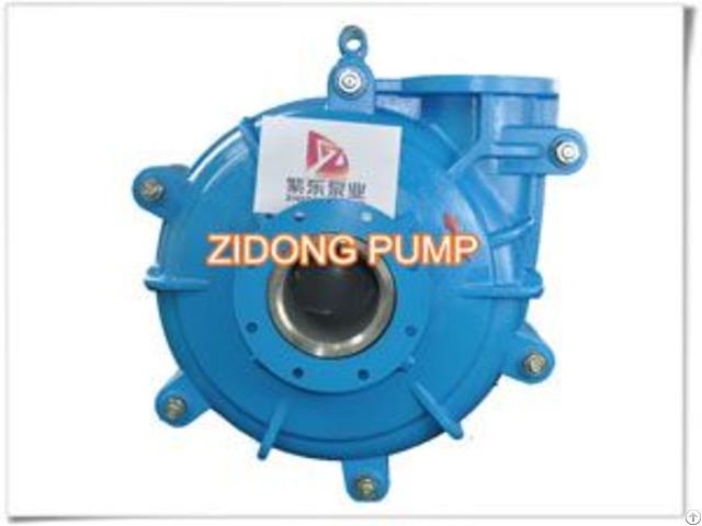 High Chrome Alloy A05 Mining Use Slurry Pump