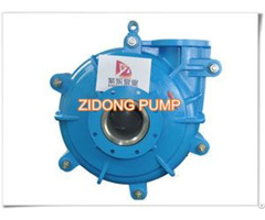 High Chrome Alloy A05 Mining Use Slurry Pump