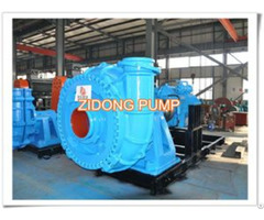 Sand Gravel Dredge Pump For Cutter Suction Dredger