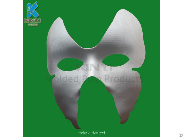 Custom Shape Wholesale Diy White Party Masks