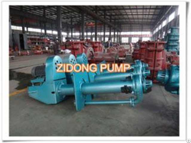 Sp Vertical Submersible Sump Sludge Pump
