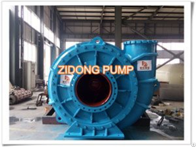 Wn500 Sand Dredging Pump
