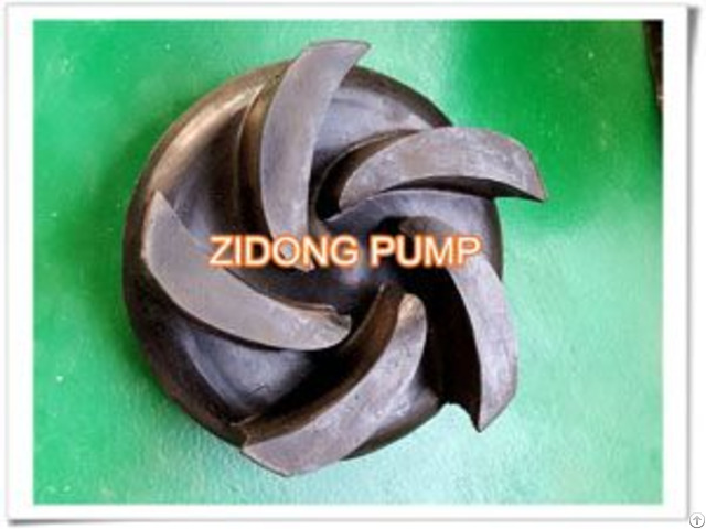 Rubber Liner Impeller
