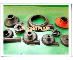 Rubber Liner R55 Slurry Pump Spare Parts