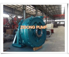 River Sand Slurry Pump