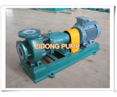 Ihf Centrifugal Fluorine Chemical Pump