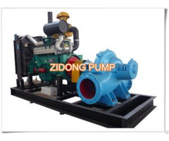 S Series Double Suction Splite Case Pump