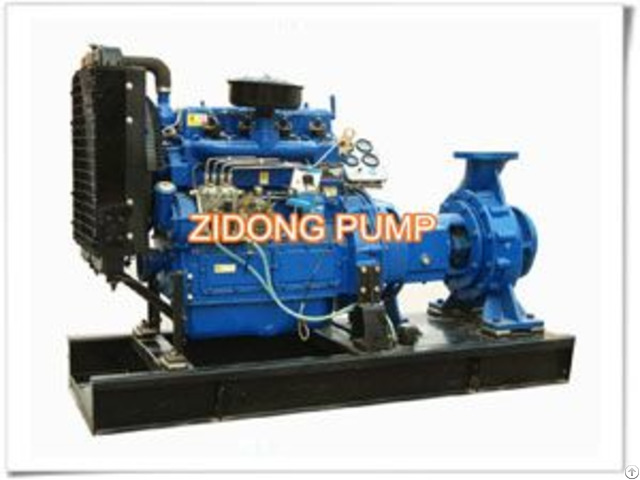 Is And Ir Series Horizontal Centrifugal Pump