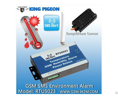 Gsm Temperature Controller Rtu5023 With Sms Alert