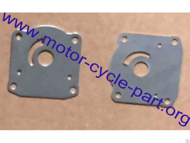 Yamaha 61n 44323 00 Outer Plate