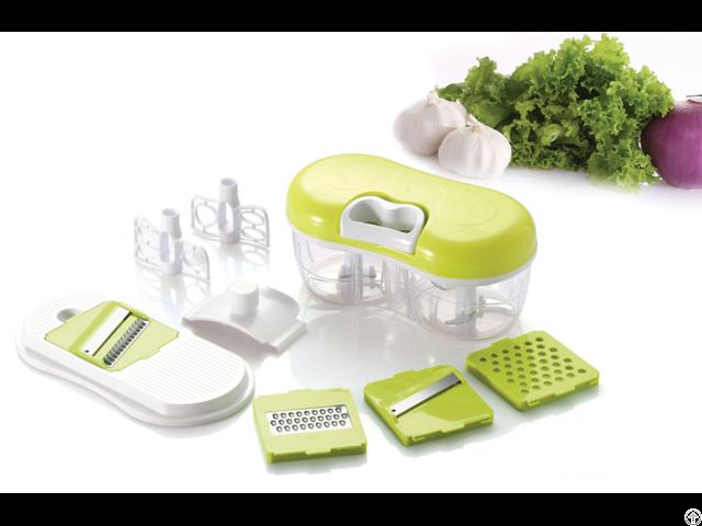 Multi Functional Twin Vegetable Slicer