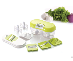 Multi Functional Twin Vegetable Slicer