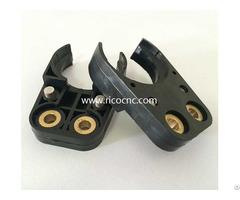 Bt 30 Finger Style Toolchanger Gripper Forks Black Plastic Toolholder Clip