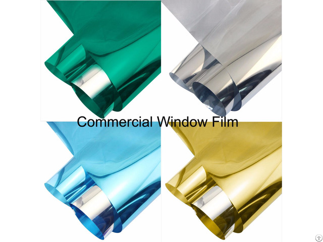 Window Film For Buildings