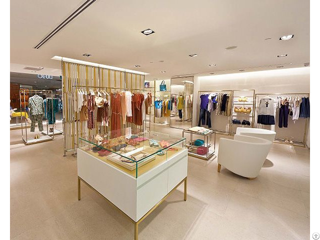 High End Furniture For Clothing Retail Store