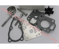 Tohatsu 369 87322 1 Water Pump Repair