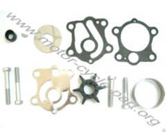Yamaha 670 W0078 00 Water Pump Repair Kit