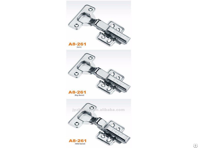 Self Closing Stainless Steel Iron Soft Hinge