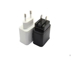 Dual Usb Wall Charger For Mobile Phone