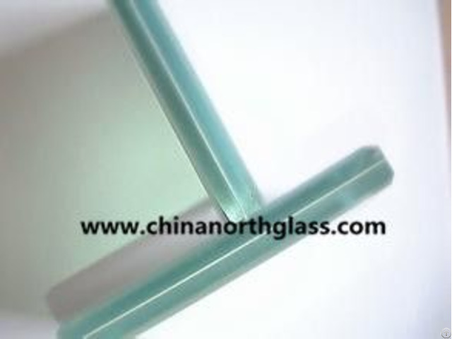 Hot Use For Building Curtain Wall Laminated Glass