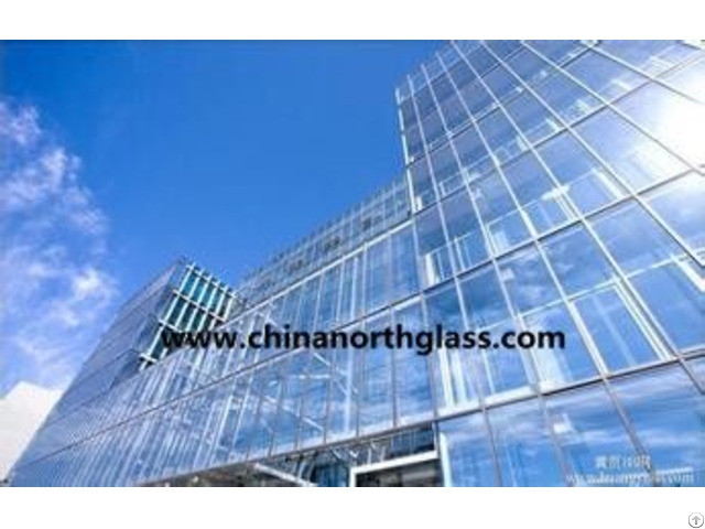 Low E Double Silver Insulating Glass
